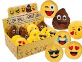 Emoticon Pluchen Bal