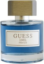 Guess 1981 Indigo 100 ml - Eau de Toilette - Herenparfum