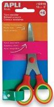 ApliKids kinderschaar rood 13 cm