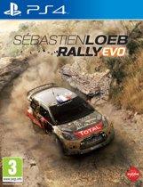 Sebastien Loeb Rally Evo, PS4