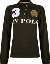 HV Polo Favouritas Eques LS - Polo Shirt - Pine - M