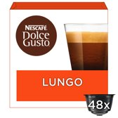 NESCAFÉ® Dolce Gusto® Lungo koffie cups - 3 x 16 capsules