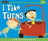 I Take Turns Shared Reading Book (Lap Book)