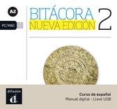 Bitácora Nueva edicion 2 Nueva edicion LLave USB con libro digital