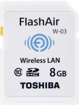 MEM SD Card FlashAir 8GB WIFI Card