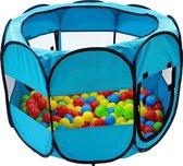 Mini Ballenbak Speelbox - Speelballen Tent - Ballentent - Speeltent Zonder Ballen