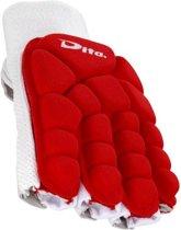 Dita Glove Xtreme Half - Hockeyhandschoenen  - rood - S