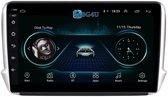 Navigatie radio Peugeot 2008 2015-2018, Android 8.1, 10 inch scherm, Canbus, GPS, Wifi, Mi