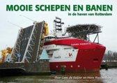 Mooie schepen en banen in de haven van Rotterdam Groen 5