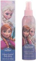 MULTIBUNDEL 4 stuks Disney Frozen Eau De Cologne Spray 200ml