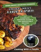 Weber Smokey Mountain Cookbook