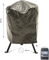 Basic Ronde Barbecue beschermhoes 65cm x 70cm (diameter x hoogte)  Barbecue hoes/ afdekhoes ronde bbq