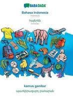 BABADADA, Bahasa Indonesia - Armenian (in armenian script), kamus gambar - visual dictionary (in armenian script)