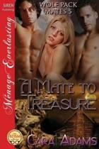 A Mate to Treasure [Wolf Pack Mates 5] (Siren Publishing Menage Everlasting)