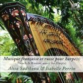 French & Russian Harp Music