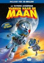 Vliegen Naar De Maan (dvd)