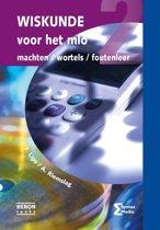Boek cover Wiskunde voor het MLO / deel 2 machten, wortels, foutenleer van Jan Lips (Paperback)