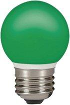 2 stuks Sylvania 0026886 LED Lamp E27 groen 0.5W