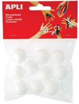 Apli Kids piepschuim bol diameter 25mm 10 stuks , isomobollen