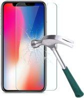 2 Stuks Pack iPhone X Screenprotector Tempered Glass