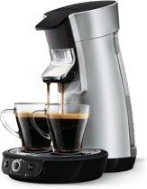 Philips Senseo Viva Café Duo Select HD6566/10 - Koffiepadapparaat - Zilver