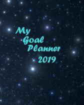 My Goal Planner 2019