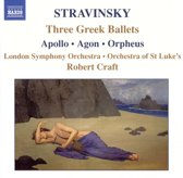 Stravinsky: Apollo / Agon / Or
