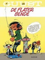 Guust Flater: 015 De flaterbende