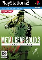 Metal Gear Solid 3 - Subsistence