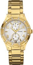 Guess Watches W0442L2 Siren - Horloge - Staal - Goudkleurig - 39 mm