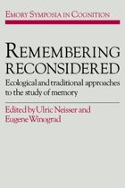 Remembering Reconsidered