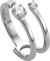 Esprit ESRG003511 Lure ring - Zilver - Zilverkleurig