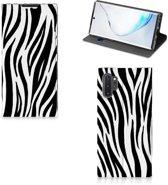 Samsung Galaxy Note 10 Plus Hoesje maken Zebra