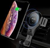 QI draadloze autohouder - Draadloze oplader - Wireless charger - Telefoonhouder - Universeel - 360 graden draaibaar - Fast charge - Draadloze autohouder - 10W - Dashboardhouder - Oplader - Smartphonelader - lader - autohouder - Technologie - telefoon