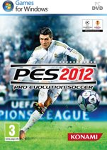 PES 2012 (Pro Evolution Soccer 2012) - Windows