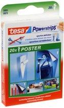 Tesa - 58003 - poster ophang strips