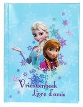 Slammer Frozen Vriendenboek 19 X 14 Cm