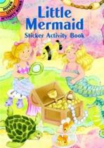Little Mermaid Sticker Activity Book