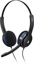 Official licensed PlayStation 4 Wired Gaming Headset - PS4 + PS Vita