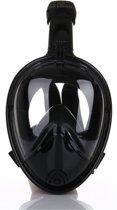 Atlantis 2.0 Full Face Mask - Snorkelmasker - L/XL - Zwart