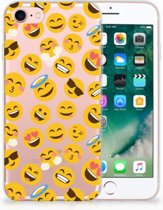 Apple iPhone 7 | 8 TPU Hoesje Design Emoji