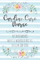 Cardiac Care Nurse