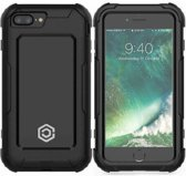 Casecentive Ultimate Hardcase iPhone 6(S) / 7 / 8 Plus Hoesje zwart