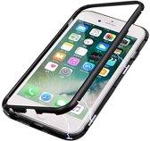 Magnetic-cover-Met 9H Glas Metalen Bumper optimale bescherming voor de Apple iPhone 6 / 6S