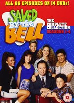 Saved by the bell the complete collection seasons 1-4 (import)