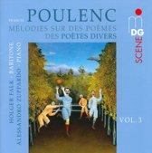 Melodies Sur Des Poemes Des Poetes