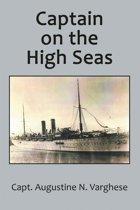 Captain on the High Seas