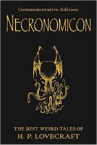 Boek cover Necronomicon van H.P. Lovecraft (Hardcover)