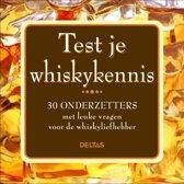 Test je whiskykennis
