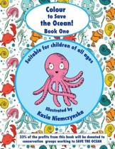 Colour to Save the Ocean - Book One